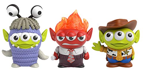 Disney Pixar Figuras Aliens Pack 3 (Mattel GNX35)