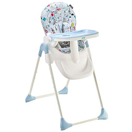 Chaise de salle à manger pour enfant multifonction bébé portable pliante de table à manger pour bébé réglableB