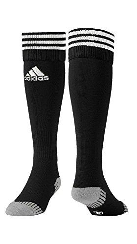 adidas Adisock 12, Medias para Hombre, Negro / Blanco (Black