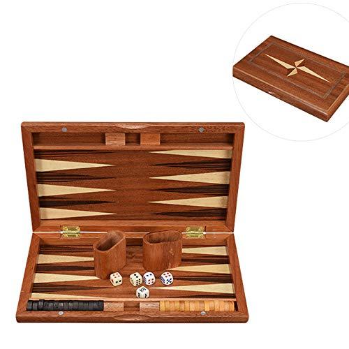 Cutfouwe Backgammon, Juego De Mesa Tradicional,Juego De Razonamiento Y Estrategia, Tablero De...