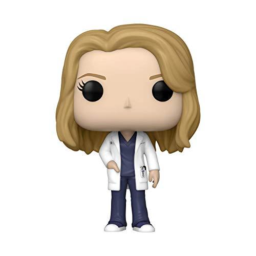 Funko- Pop TV Grey'S Anatomy-Meredith Grey S1 Figura coleccionable, Multicolor (36423)