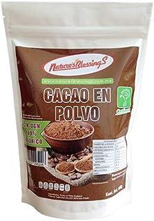 Cacao en Polvo Certificado Orgánico 400g