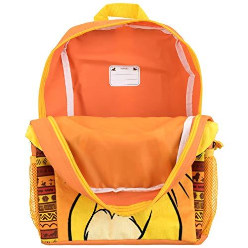 Multicolour Multicolor Montichelvo Kindergarten Backpack Ry Fuli Bolsa Escolar 29 cm