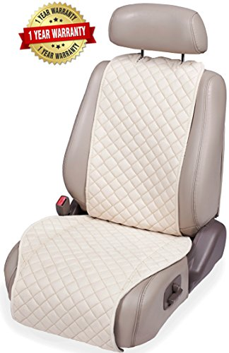 Car Seat Cover Protector Cushion - Car Seat Protector - Car Seat Cushion - Premium Covers for Women, Men, Girls, Boys - Fits Most Cars, Truck, SUV, or Van - 1-pc