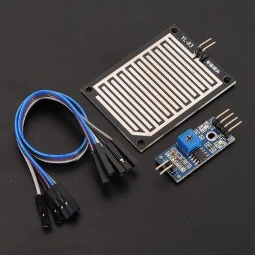 Sensore meteo di pioggia/neve/umidità per schede Arduino