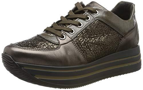 Igi&Co Donna 41466, Zapatillas de Gimnasia para Mujer, Rame 4146633, 38 EU