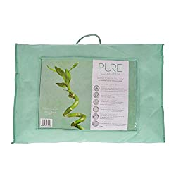 Homescapes Luxury Organic Bamboo Pillow