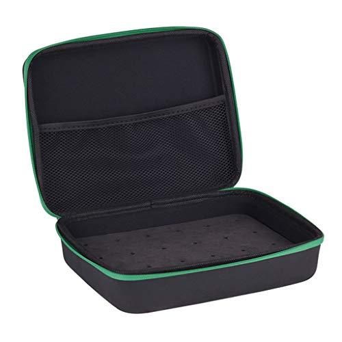 SunniMix Caja portatil de Puntas de Flecha de para Flechas de Tiro con y Pernos de Ballesta