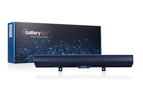 Batterytec bateria para TOSHIBA Satellite L50-B L50D-B C55-C C55D-C C70-C C70D-C Series, TOSHIBA PA5184U-1BRS PA5185U-1BRS PA5186U-1BRS PA5195U-1BRS. [14.4V 2200mAh, 12 meses de garantía]