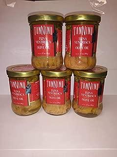 New Tonnino Tuna Ventresca,In Olive Oi 6.7 Oz (Pack Of 5) …