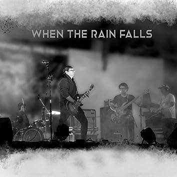 When the rain falls (Live)