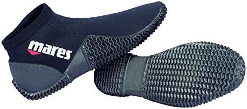 Mares Equator Boot 2 mm - Botas de buceo hombre, color Negro (BK), talla del fabricante 5