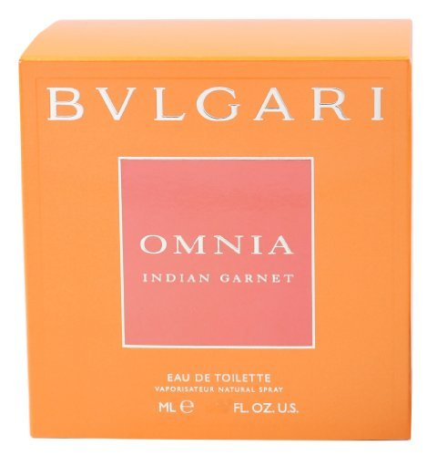 Bulgari Omnia Indian Garnet femme/woman, Eau de Toilette, Vaporisateur/Spray 40 ml, 1er Pack (1 x 40 ml)
