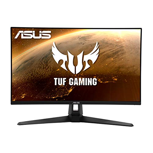 "ASUS TUF Gaming VG279Q1A 27"" Gaming Monitor, 1080P Full HD, 165Hz (Supports 144Hz), IPS, 1ms,..."