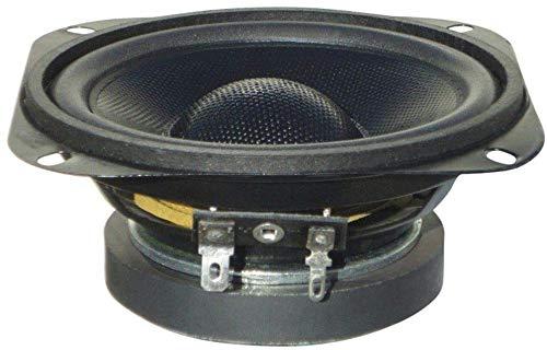"""1 WOOFER MASTER AUDIO CW400/8 altoparlante da 10,00 cm 100 mm 4"""" da 30 watt rms e 60 watt max con impedenza 8 ohm casa sensibilità 89 db, 1 pezzo"""