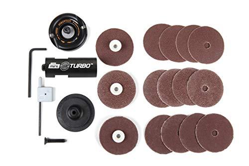 ARBORTECH Mini TURBO | Ø 50 mm  Frässcheibe für Winkelschleifer zur Holzbearbeitung