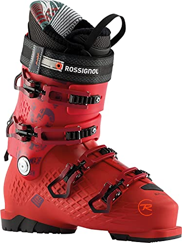 Rossignol All Track Pro Ski Boots, Adults, Unisex, Red, 290