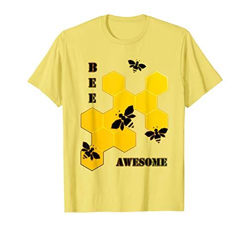 Imker Geschenk Bienen Honig Biene Bee Imkerei Hobby Gärtner T-Shirt