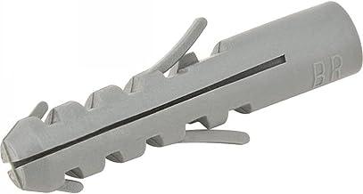 Bucha plástica 6x30mm com 200 peças - Vonder
