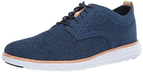 Cole Haan Herren Originalgrand Stitchlite Plain Oxford Sneaker, Blau (Navy Ink Navy Ink), 44.5 EU