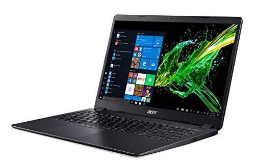 Acer Ordinateur Portable Aspire 3 A315-54K-5618 (15,6') (Noir)