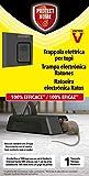 PROTECT HOME Victor Trappola elettrica Topi, Nero