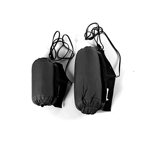 Zouyuan Calentador de neumáticos de Motocicleta de 12 '' Calentador de neumáticos Delantero y Trasero Racing