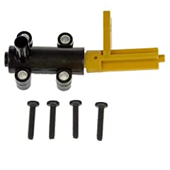 Lever allows water to drain from the fuel filter housing Includes fuel-resistant O-ring and gasket for a tight seal and to prevent leaks Direct replacement for a proper fit every time Durable plastic construction Ensure fit – to make sure this part f...