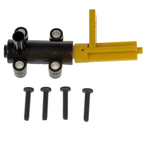 Dorman 904-202 Fuel Water Separator Drain Valve for Select Ford Models, Black