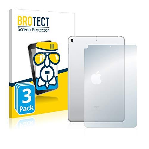 BROTECT Protector Pantalla Cristal Compatible con Apple iPad Mini 5 2019 (Trasero,...