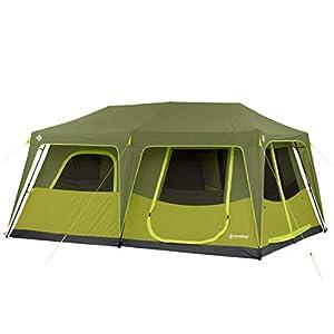 Outdoor Products 4 Person / 6 Person / 8 Person / 10 Person Instant Cabin Tent