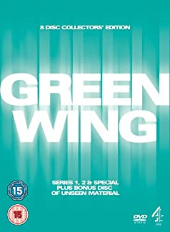 Green Wing - 8 Disc Collectors' Edition