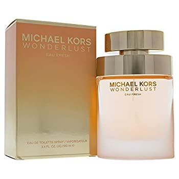 Michael Kors Wonderlust Fresh Eau de Toilette Spray 3.4 Ounce