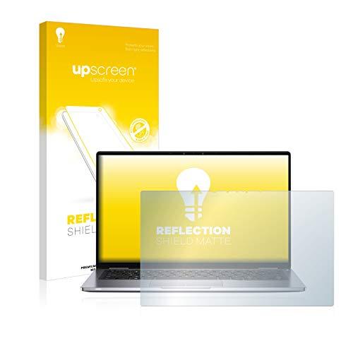 upscreen Entspiegelungs-Schutzfolie kompatibel mit Dell Latitude 7400 2-in-1 – Anti-Reflex Bildschirmschutz-Folie Matt