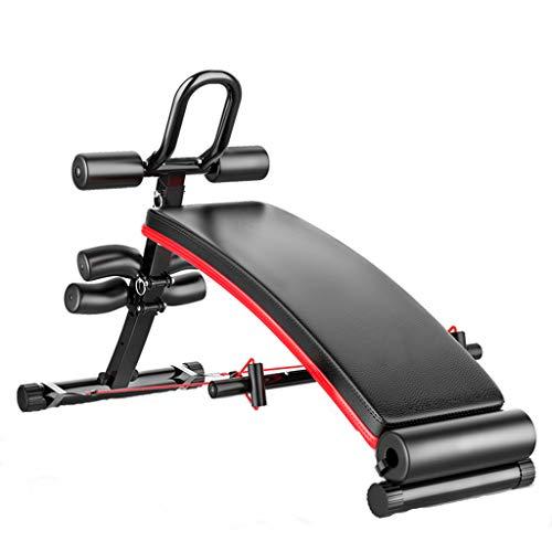 A&DW Verstellbare Hantelbank, Sit-Up Bauchmuskeltraining Gerät Kann Für Bauch-Übungen Verwendet Werden Kann, Gewichtheben, Sit-Ups Und Anderer Indoor Sport