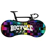Chooee Funda Bicicleta para Interior, Cubierta Bici de Carretera MTB,CST2