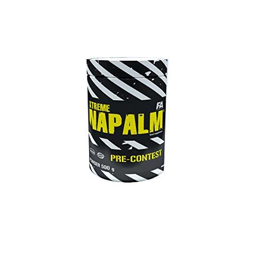 FA Nutrition Xtreme Napalm Pre de Contest–500g