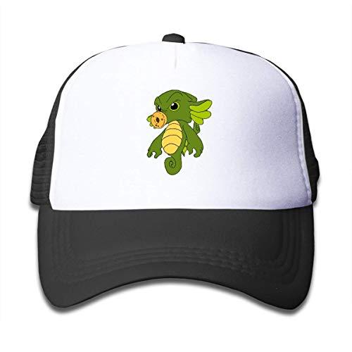 Surce Jongen en jongen de hoed van de vrachtwagen baseball-caps van de fopspeen Marino groen grappig
