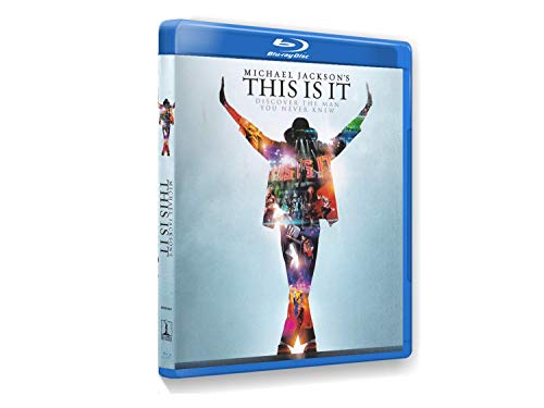 Michael Jackson's This Is It : The Story Of The Never To Be Last London Shows : Region Free Blu-Ray