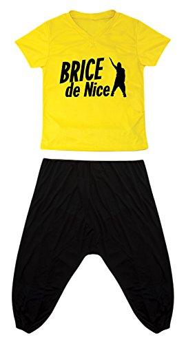 P'tit Clown- Costume Adulte Brice de Nice, 84101, L/XL