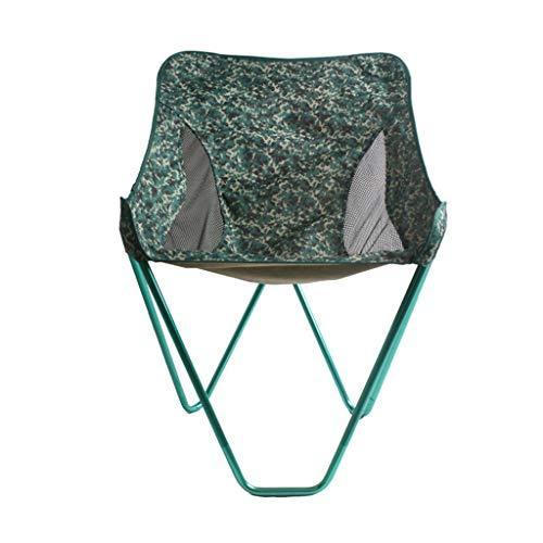 Ultraleichte Klappstütze/Moon Chair/Picknick-Camping/Outdoor-Klappstuhl (für Outdoor, Camping, Strand, Skizze, Angeln)