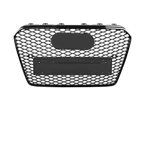 Griglia paraurti anteriore, griglia a nido d\'ape per griglia stile RS5 Griglia esagonale Griglia a nido d\'ape Griglia paraurti griglia Griglia paraurti Griglia paraurti anteriore per A5/S5 B8.5 2013-2