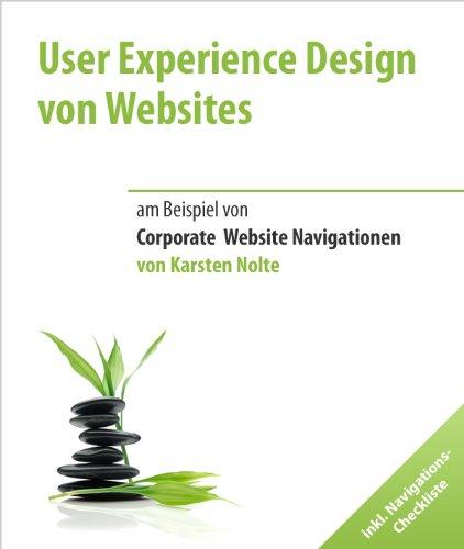 User Experience Design von Websites: Am Beispiel von Corporate Website Navigationen