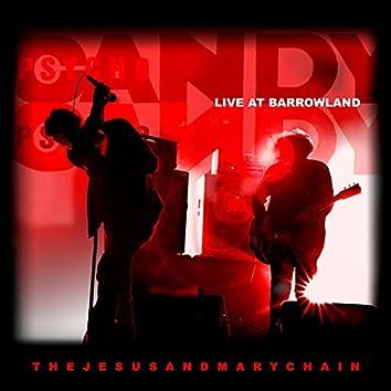 Barrowland Live