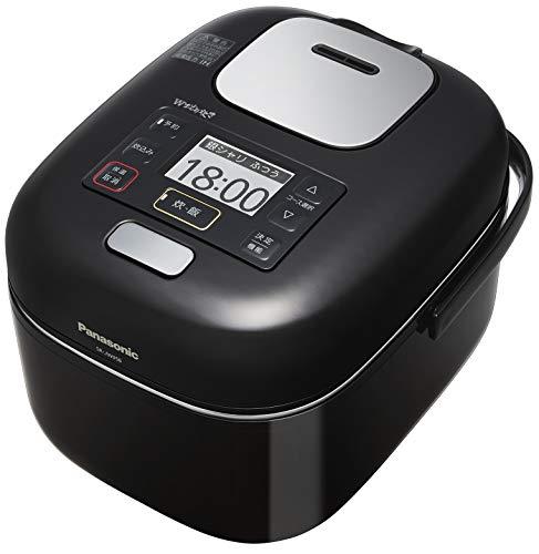 Panasonic (パナソニック) 炊飯器 3合 圧力IH式 Wおどり炊き Jコンセプト B07FMV6D6F 1枚目