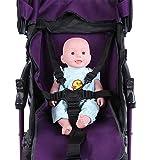 Ceinture de harnais de siège d'enfant, ceinture universelle de harnais de siège de...