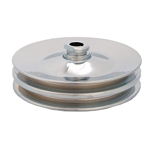 Spectre Performance 4487 Chrome Power Steering Pulley