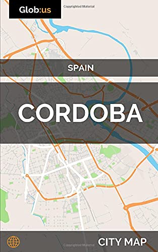 Cordoba, Spain - City Map [Idioma Inglés]