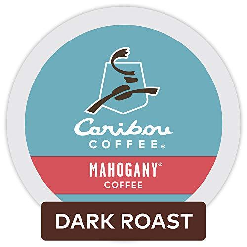 Caribou Coffee Mahogany, Single-Serve Keurig...