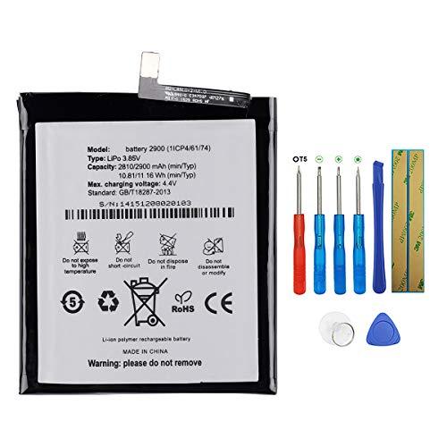 Bateria BQ 2900 para BQ Aquaris X5 + Kit Herramientas/Tools
